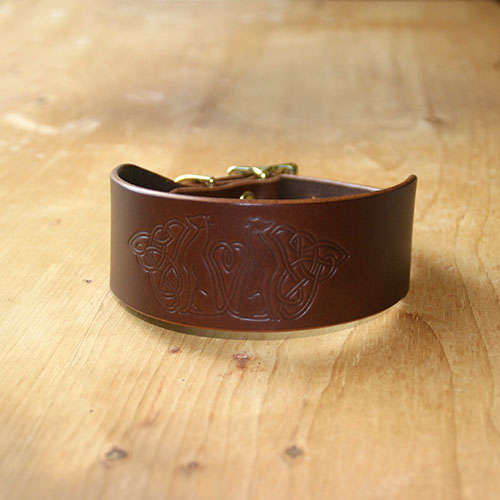 Buckle Collar Celtic Greyounds