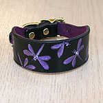 Buckle Collar Luxury Dragonfly