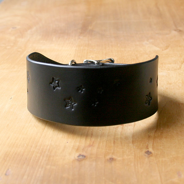 Galaxy Stars Buckle Collar (2 inch wide)