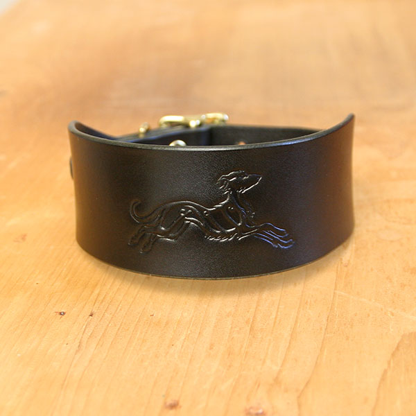 Celtichound Buckle Collar (2 inch wide)