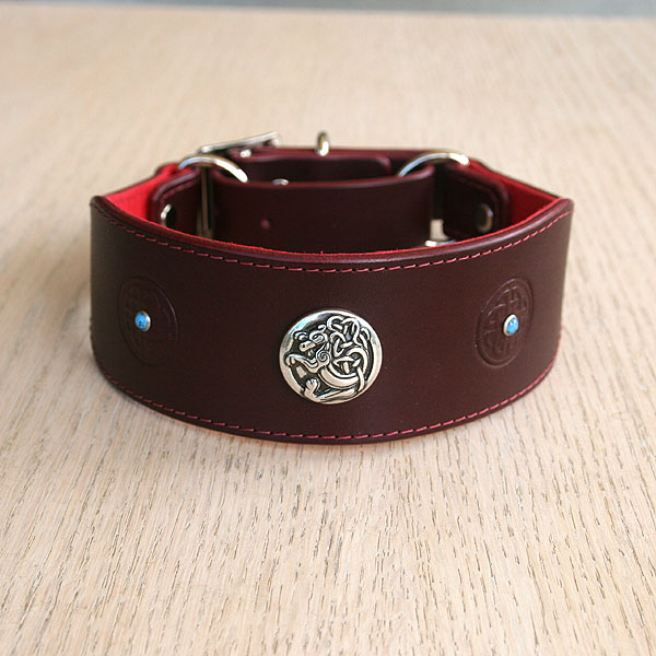 Conchos Martingale Collar (2 inch wide)