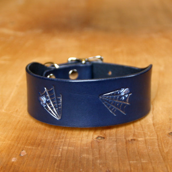 RTB Spider Web Buckle Collar (1.5 inch wide)