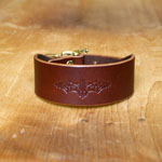 RTB Filigree Bat Buckle Collar