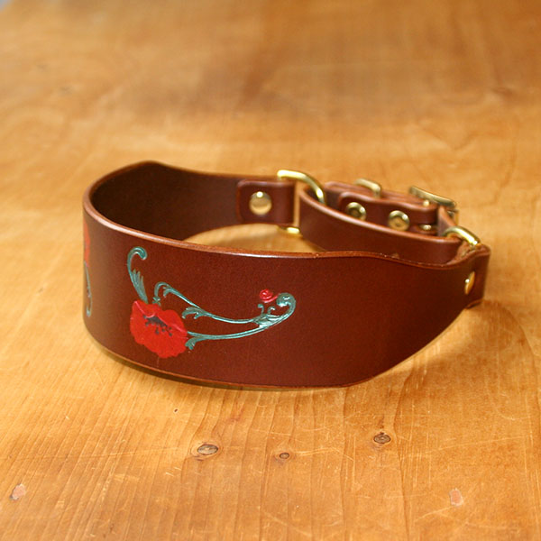 RTB Poppies Martingale (1.75 wide)